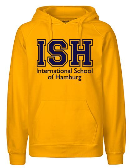 Hoodie - unisex (Size S-XXXL) - 100%BW in Yellow