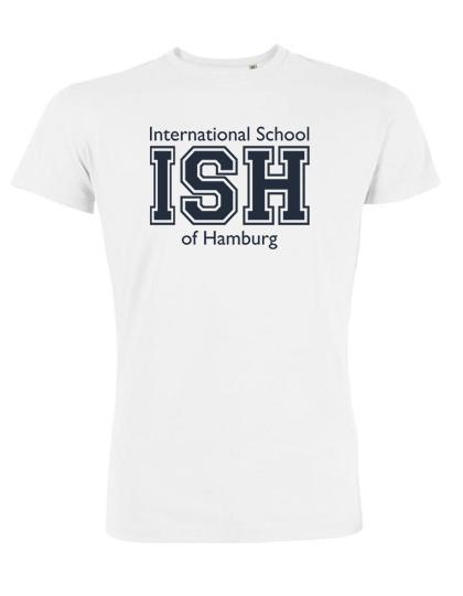 T-Shirt men - (Size XS-XXXL) - 100% Bio-Cotton (navy, heather grey, white)