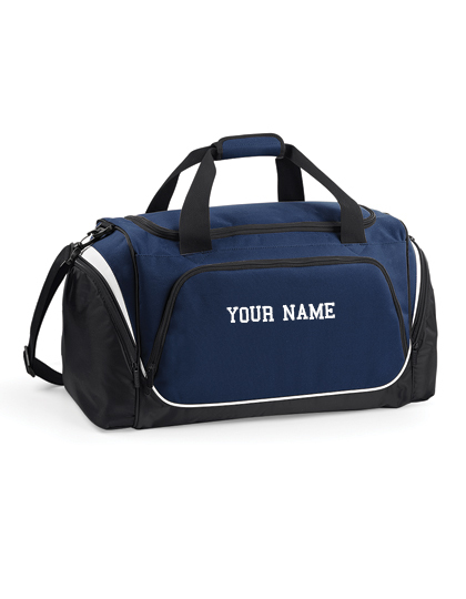 Add your name on your sportbag