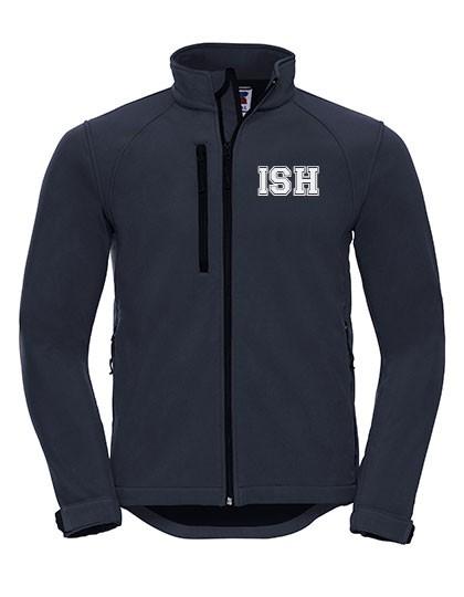Softshell-Jacket - 92%PES / 8%Elastane - Navy