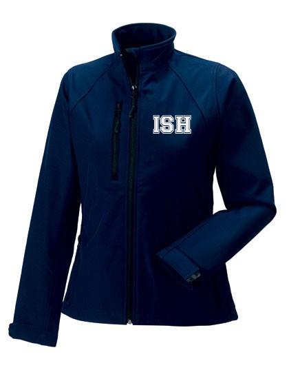 Ladies Softshell-Jacket - 92%PES / 8%Elastane - Navy