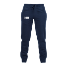 Kids slim cuffed sweatpant - navy - size 116-152