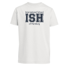 T-Shirt boys- (Gr. 116-152) 100% Bio-Cotton - (navy, heather grey, white)