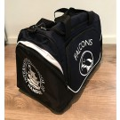 Pro Team Locker Bag - 100%PES in Navy/Black/White (30 Liter)
